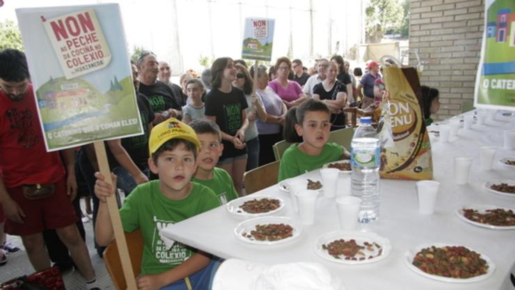 Denuncian que o gasto da Xunta en comedores escolares xestionados ...
