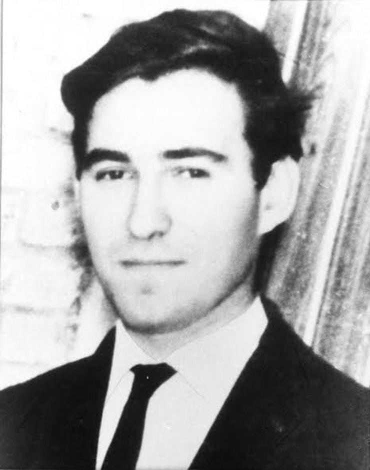 Salvador Barbeito, relixioso asasinado en Arxentina en 1976