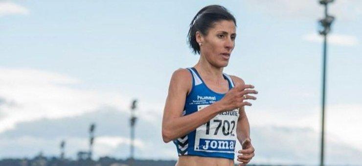 Alessandra Aguilar, recente sub-campioa de España, estará en Cardiff para prepararse para Río'2016.