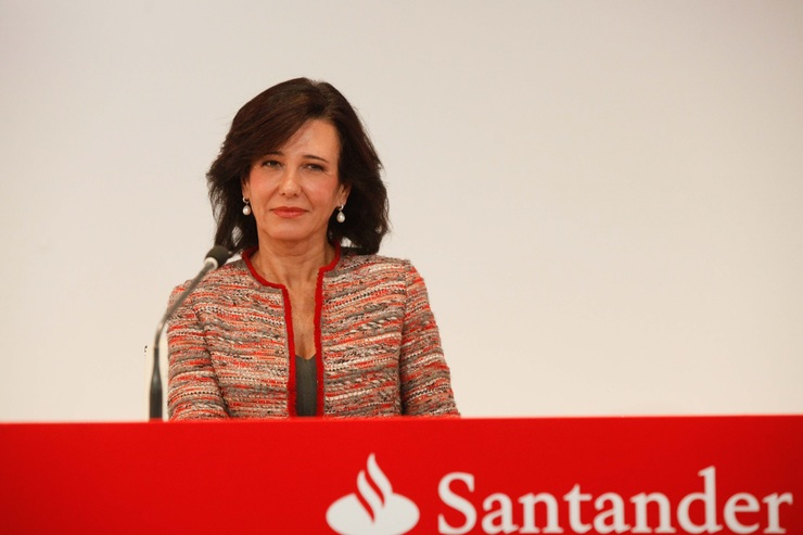 Ana Botín / Europa Press