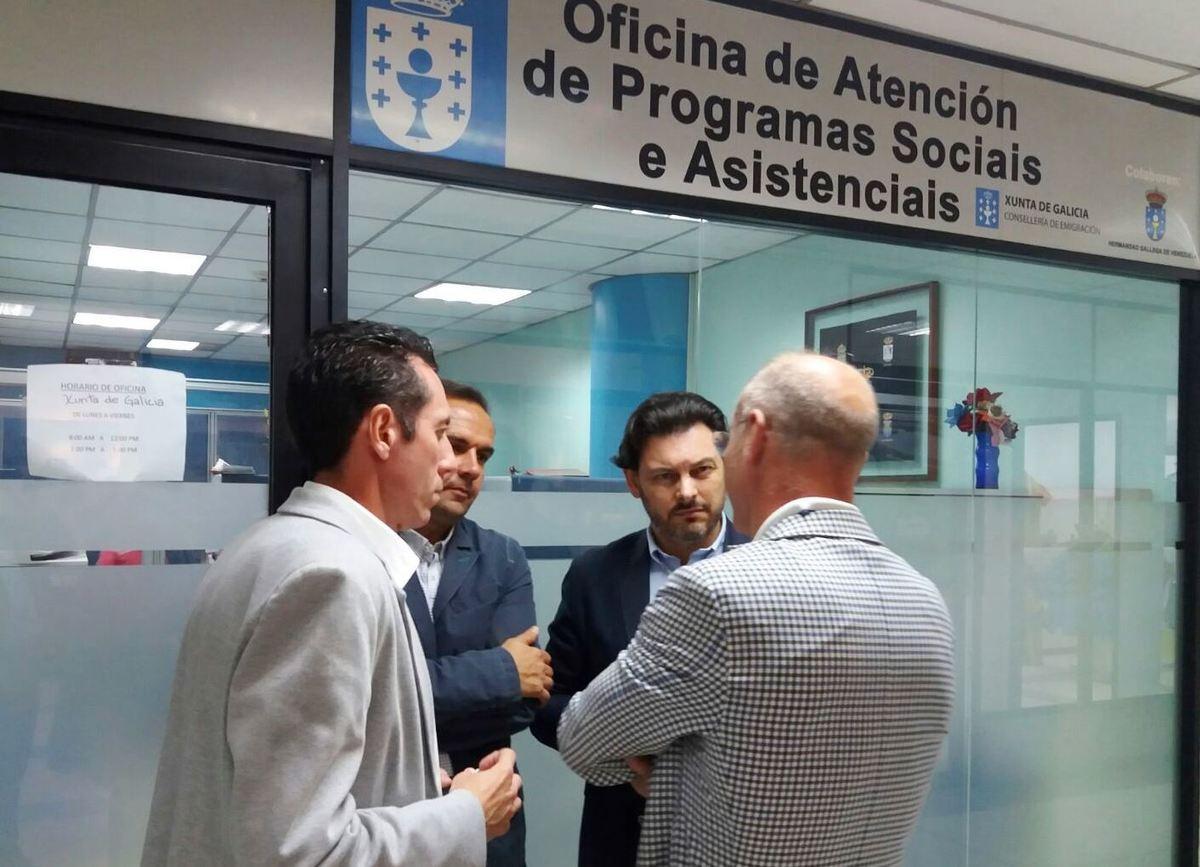 A xunta d m is convenios asociaci n de venezuela cuxo for Oficina xunta de galicia