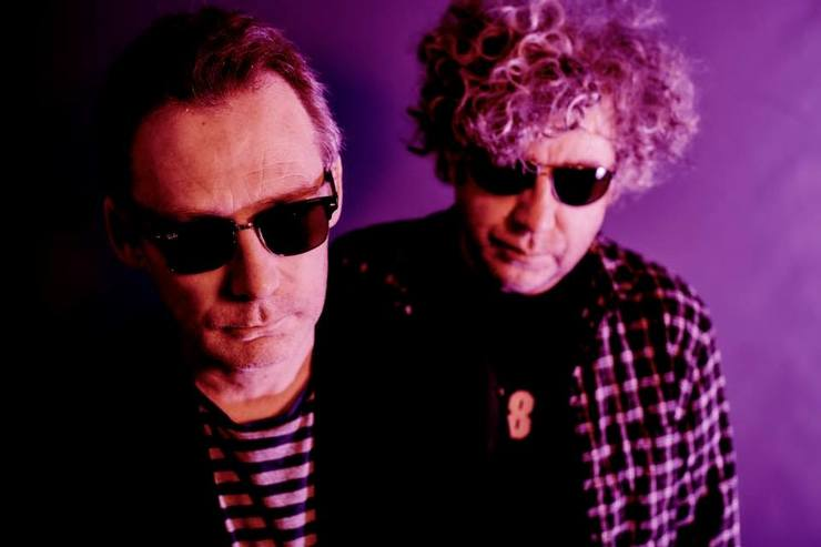The Jesus And Mary Chain.