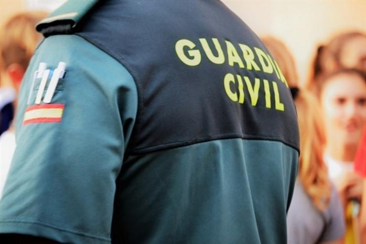 Axente da Guardia Civil / Europa Press