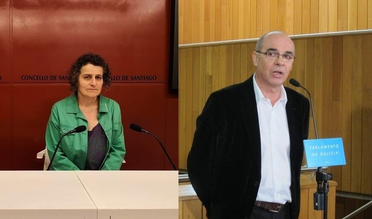 Goretti Sanmartín e Francisco Jorquera / Europa Press
