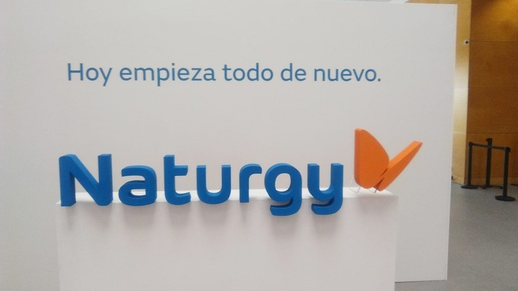 Naturgy (Gas Natural)