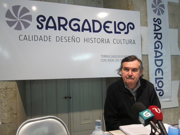 Segismundo García. EUROPA PRESS - Archivo