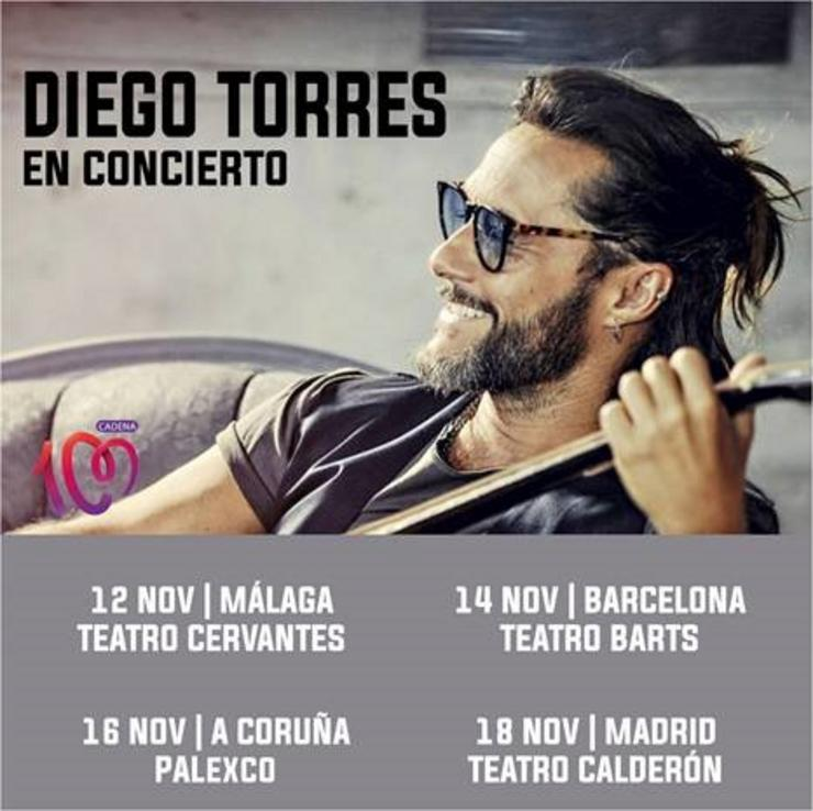 Diego Torres. SONY MUSIC / Europa Press