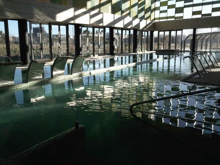 Piscina termal. ELM - Arquivo / Europa Press