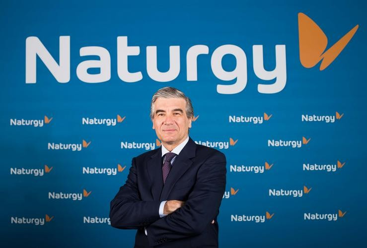 Francisco Reynés, presidente de Naturgy. NATURGY - Arquivo / Europa Press