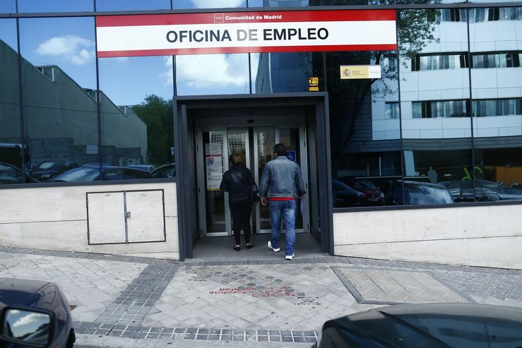 Oficina do paro /  EUROPA PRESS - Arquivo