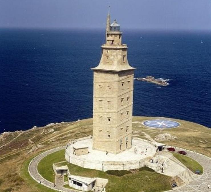 Torre de Hércules. Europa Press - Arquivo / Europa Press