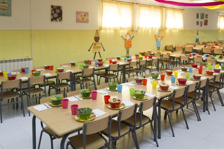 Animalistas propoñen \'Luns sen carne\' en comedores escolares de ...