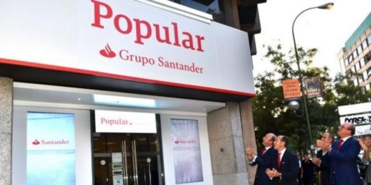 BANCO POPULAR - Arquivo / Europa Press