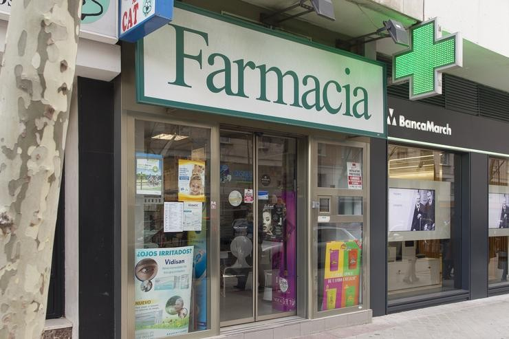 Farmacia / EUROPA PRESS - Arquivo