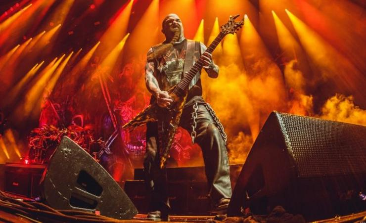 Kerry King, de Slayer. RESURRECTION FEST
