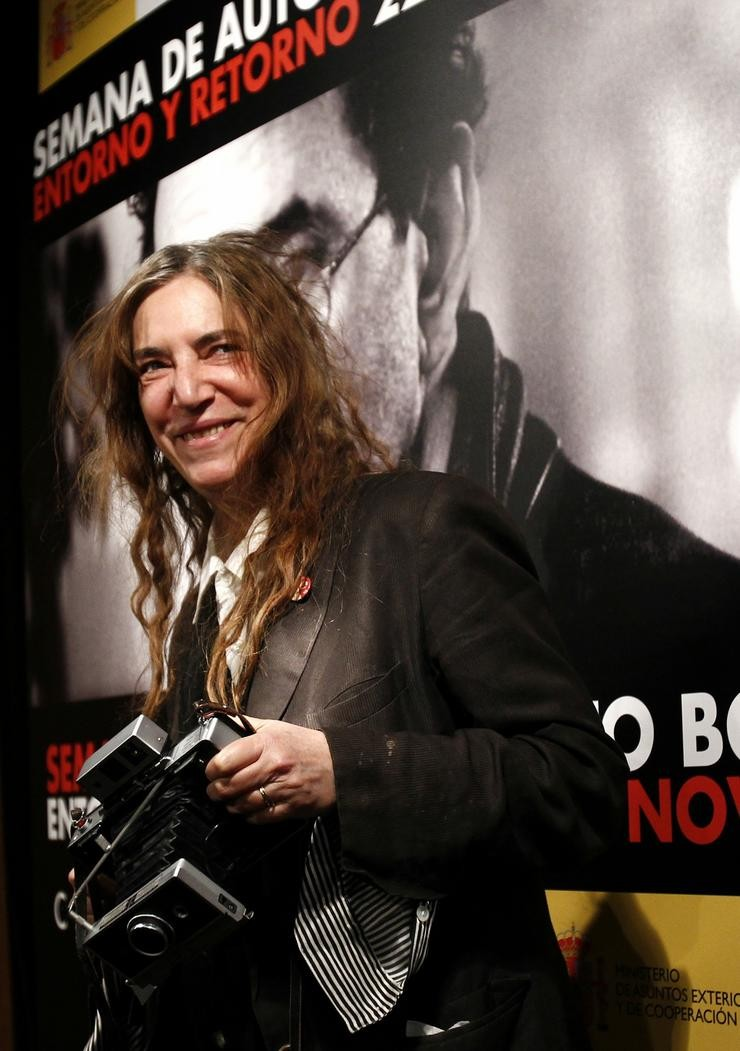Patti Smith. EUROPA PRESS - Arquivo / Europa Press