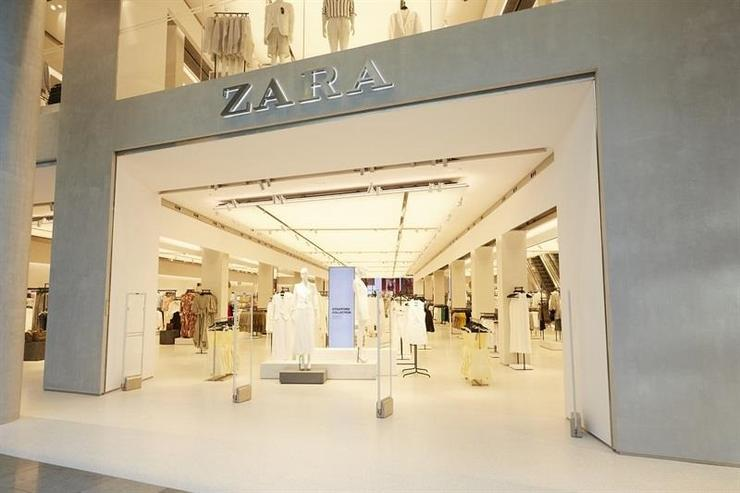 Zara. EUROPA PRESS - Arquivo