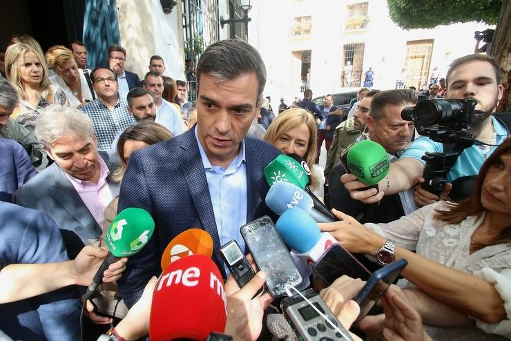 Pedro Sánchez / Europa Press.
