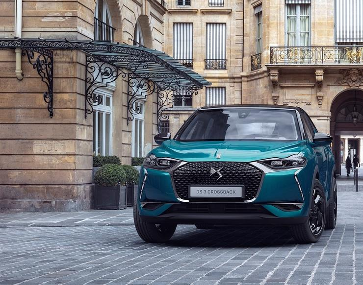 DS3 Crossback. DS - Arquivo / Europa Press