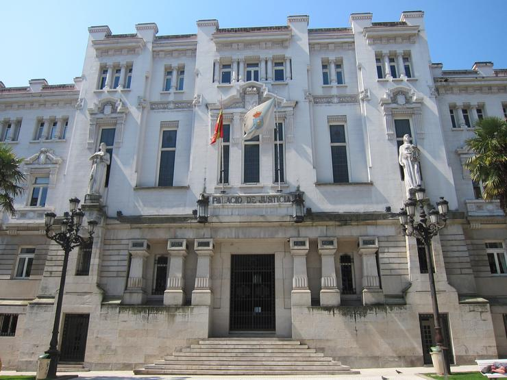 Sede do Tribunal Superior de Xustiza. EUROPA PRESS - Arquivo