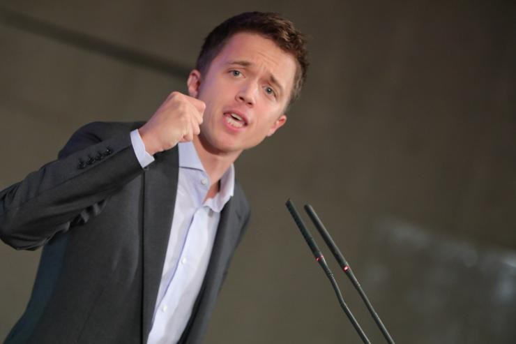 Íñigo Errejón - Europa Press