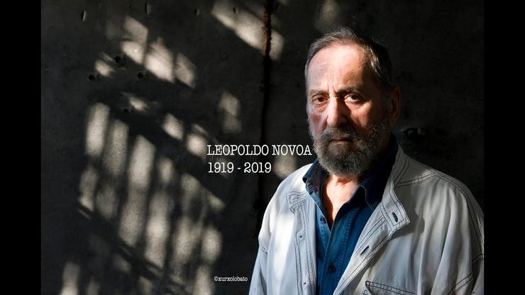 Documental 'Leopoldo Nóvoa 1919-2019'