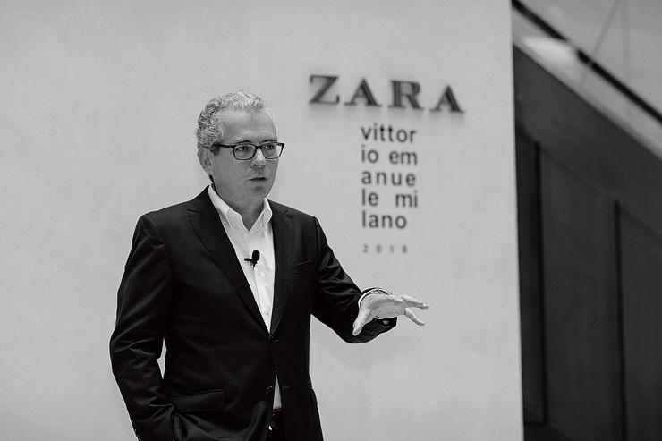 Pablo Illa. INDITEX / Europa Press