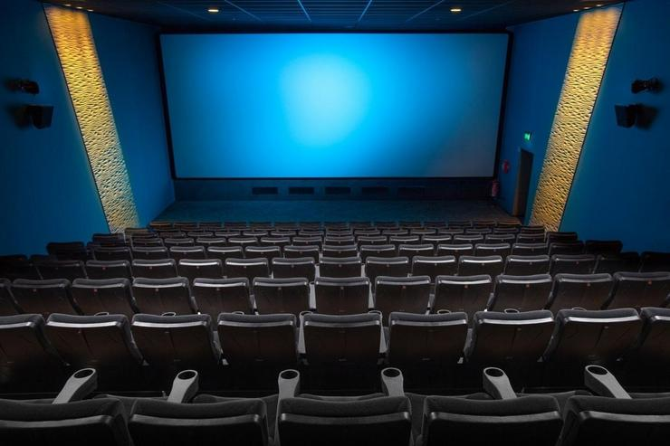 Sala de cinema. JCCM