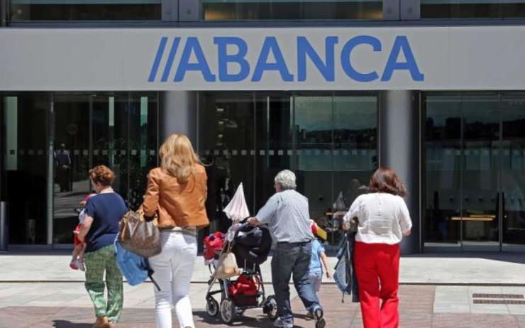 Abanca p sase tam n ao galego for Oficina de emprego galicia