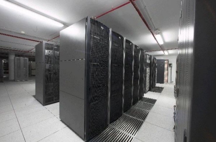 Supercomputador Finisterrae do CESGA