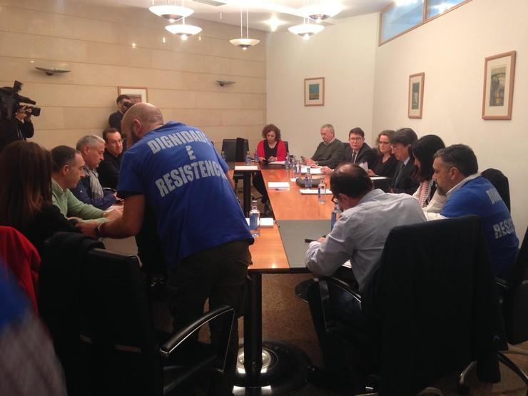 Sindicatos de xustiza volven sentar coa Xunta o 18 de abril.