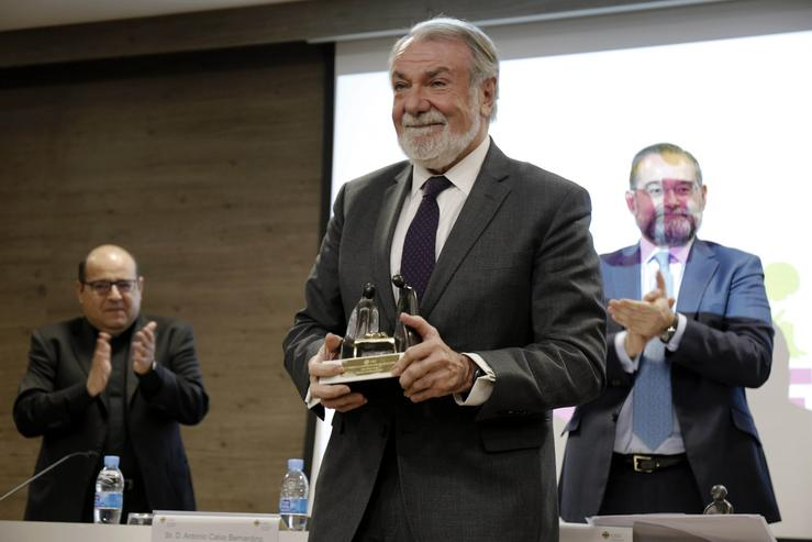 [Gruposociedad] Fwd: Jaime Mayor Oreja, Distinguido Co Premio Ceu Á Defensa Pública Da Vida 2019. EUROPA PRESS - Arquivo / Europa Press