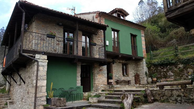 Casa rural.. EUROPA PRESS - Arquivo / Europa Press