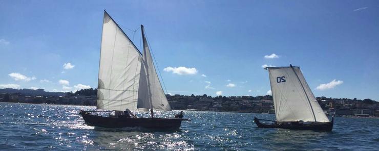 Embarcacións tradicionais