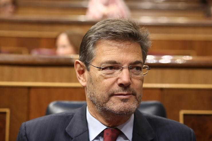 Rafael Catalá. EUROPA PRESS - Arquivo