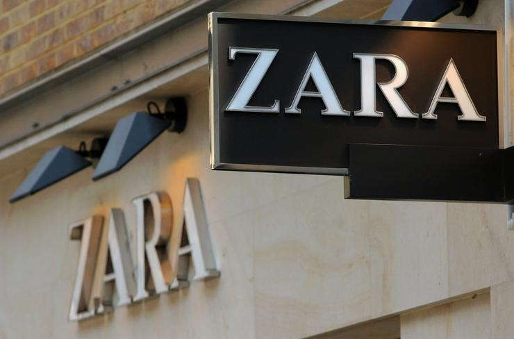Zara. ZARA - Arquivo / Europa Press