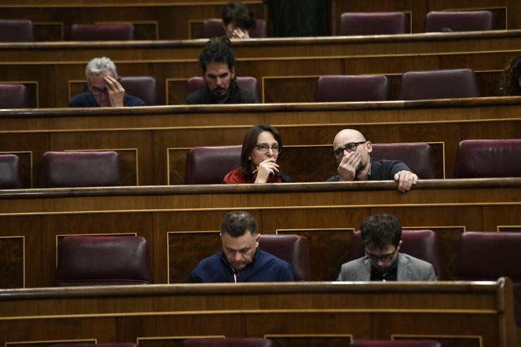 Pleno no Congreso / Europa Press - Arquivo