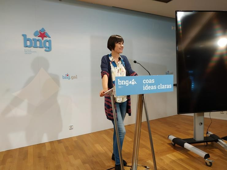 Ana Pontón / Europa Press