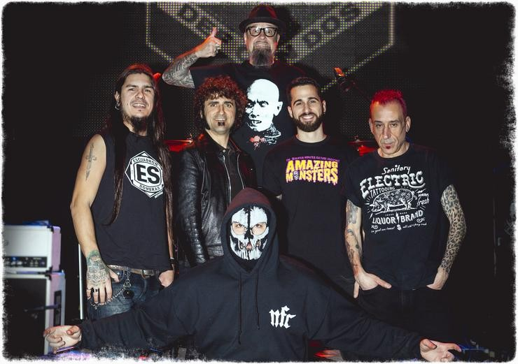 DEF CON DOUS. ROCK ESTATAL RECORDS - Arquivo / Europa Press